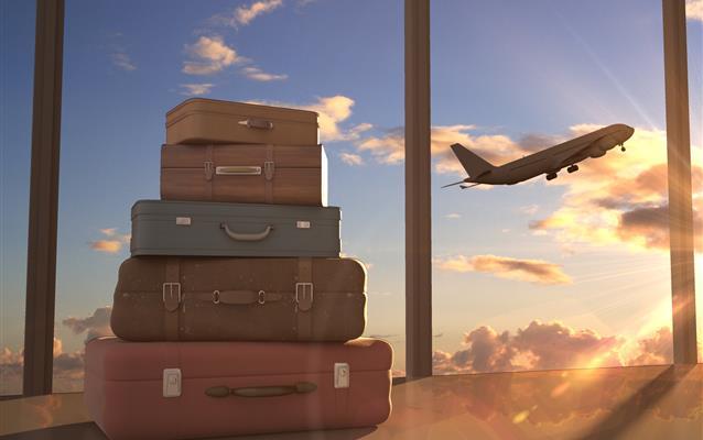 perda da mala em voo