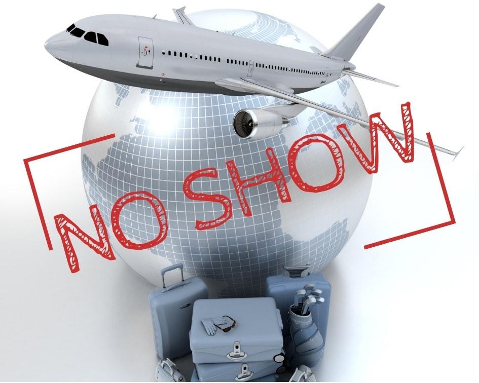 voo de volta cancelado